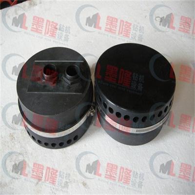 气动锚杆钻机-消音器