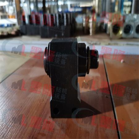 进油接头总成-气动锚杆钻机配件