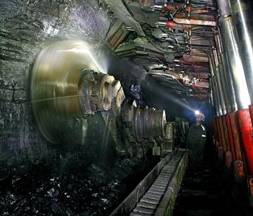 煤矿隧道施工