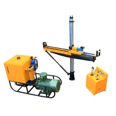 ZYJ系列液压架柱式回转钻机