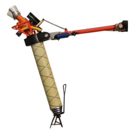 气动锚杆钻机(顶帮一体)