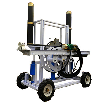 ZQJ-320/6.0S气动架柱式钻机( 全方位)