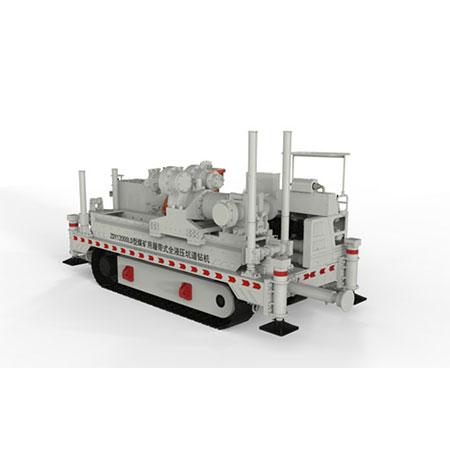 ZDY12000LD型煤矿用履带式全液压坑道钻机